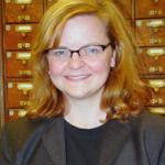 Stacey A. Aldrich. State Librarian