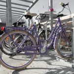 Picture of bikes