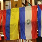 Flag Display: Thank You to Latino Unidos