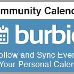 Burbio Library Button