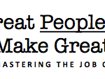 Great People make Great Libraries