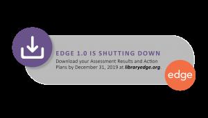 Edge shutdown banner