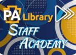 PA Library Staff Academy logo
