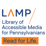 Logo for Library of Accessible Media for Pennsylvanians