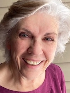 This is a headshot of Sandy Nork.