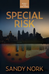 this is the cover of the book Special Risk.